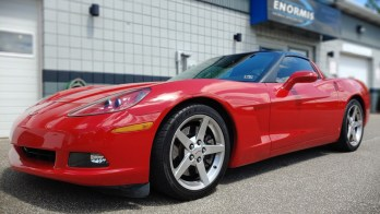 2006 Corvette Backup Camera Bluetooth & More Gets Installed