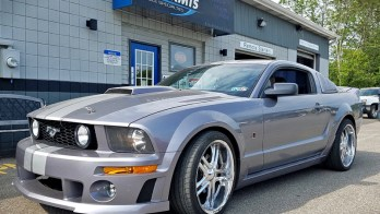 Mustang Gauge Cluster Repair gets this 2006 Roush Edition Rolling Again