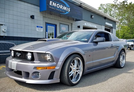 2006 Ford Mustang Jack Roush Edition
