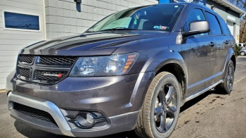 2019 Dodge Journey Backup Camera Installed Just Like it came from the Factory