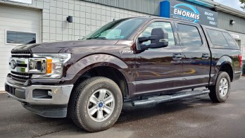 2019 F-150 Gets Comfort Upgrades for North East, Pa Resident