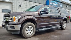 2019 F-150 XLT gets Leather Heated Seats and Remote Start