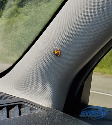 2015 Subaru Forester Blind Spot Indicator