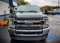 2020 Ford F-350 Front View