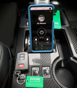 2021 4Runner OE REMOTE and Drone App