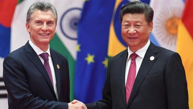 Soja, represas y diu lian, la vendetta china