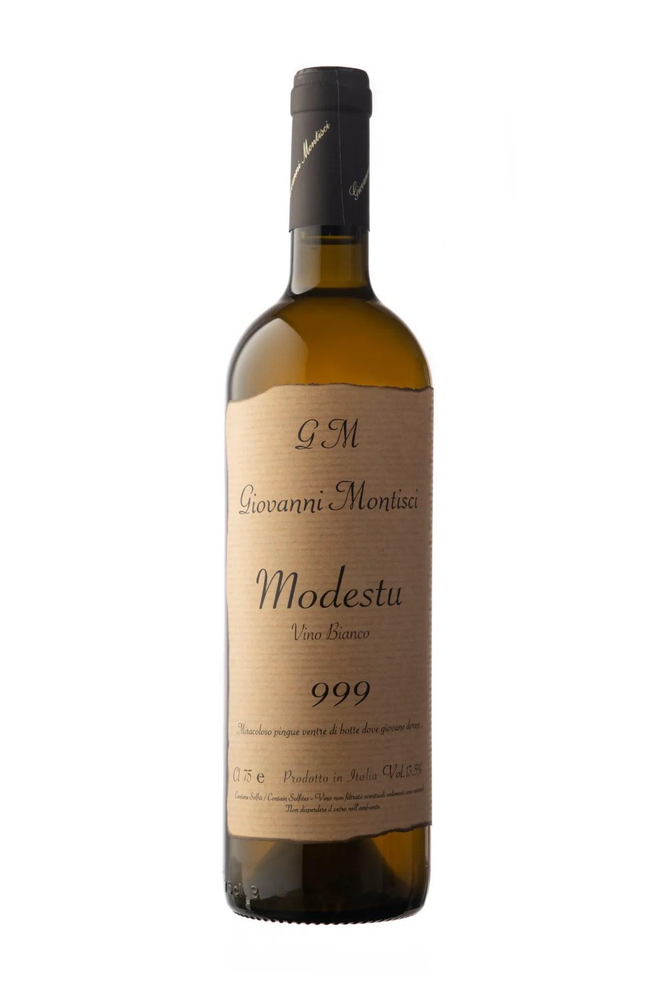 Modestu 999 Vino Bianco