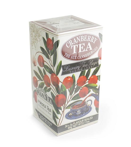 Cranberry Tea pure Ceylon