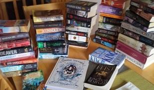 7. 100 Bücher lesen