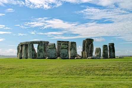 15. Stonehenge besichtigen