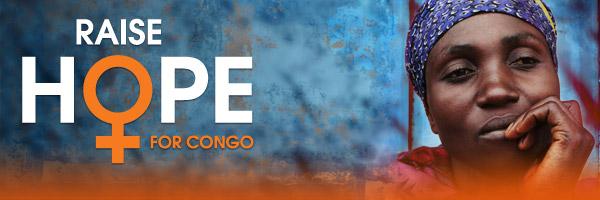 Raise Hope for Congo Newsletter