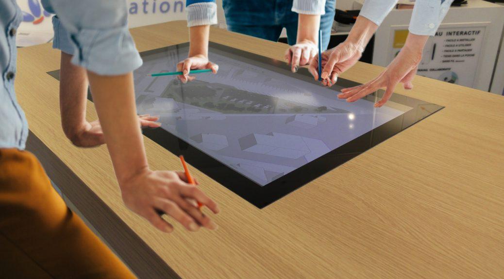 Tables Interactives EnoTouch E Novations