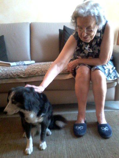 jasmine con nonna-NS