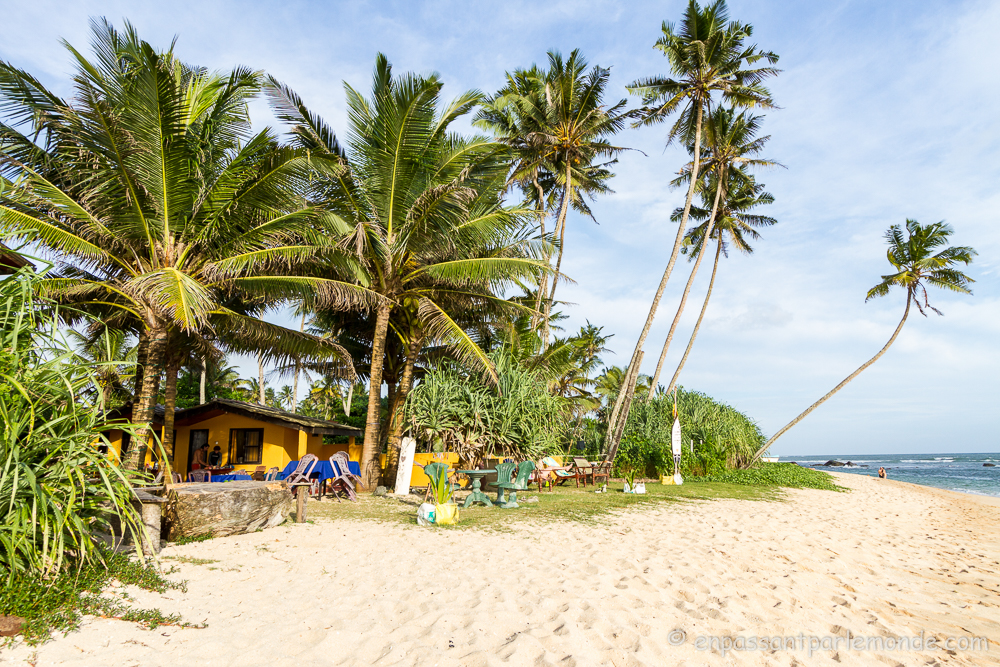 Polhena beach, Sri Lanka