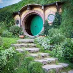 Rotorua et Hobbiton