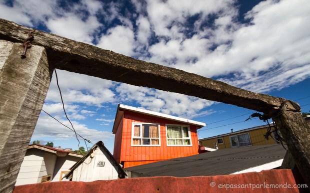 Chili - Chiloé - Castro-13