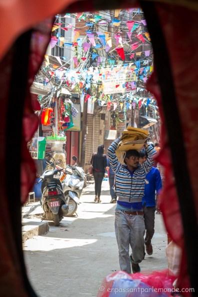Népal - Katmandou - Thamel - Durbar Square-13
