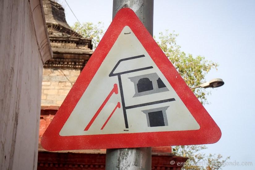 Népal - Katmandou - Thamel - Durbar Square-29