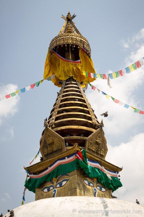 Népal - Katmandou - Thamel - Durbar Square-8