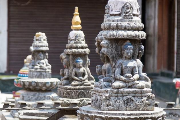 Népal - Katmandou - Thamel - Durbar Square-9