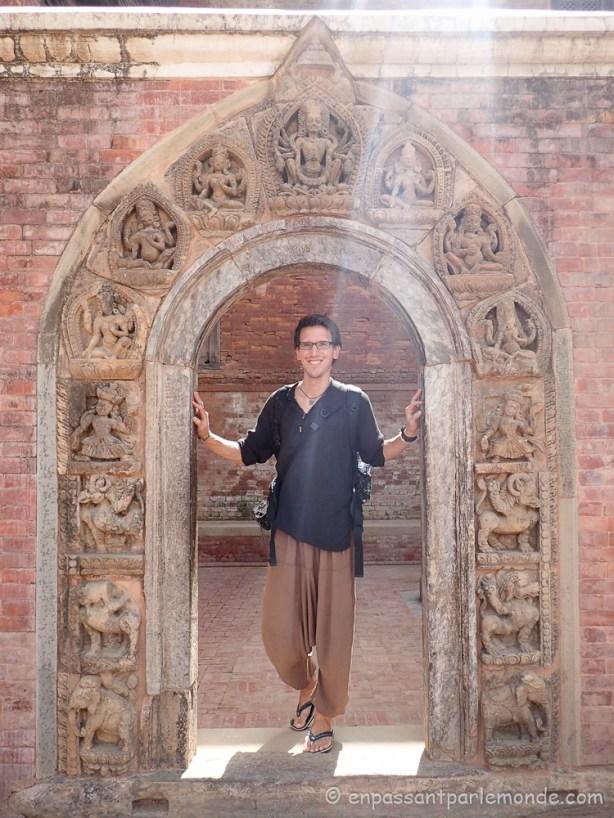 Népal - Katmandou - Patan-2