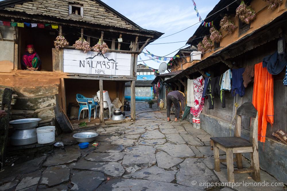 Nepal-Nalma-village-97