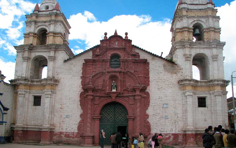 Acoria Huancavelica De Santiago