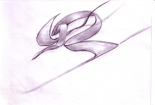kaele primer boceto