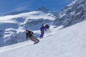 enpistas.com, esquiando