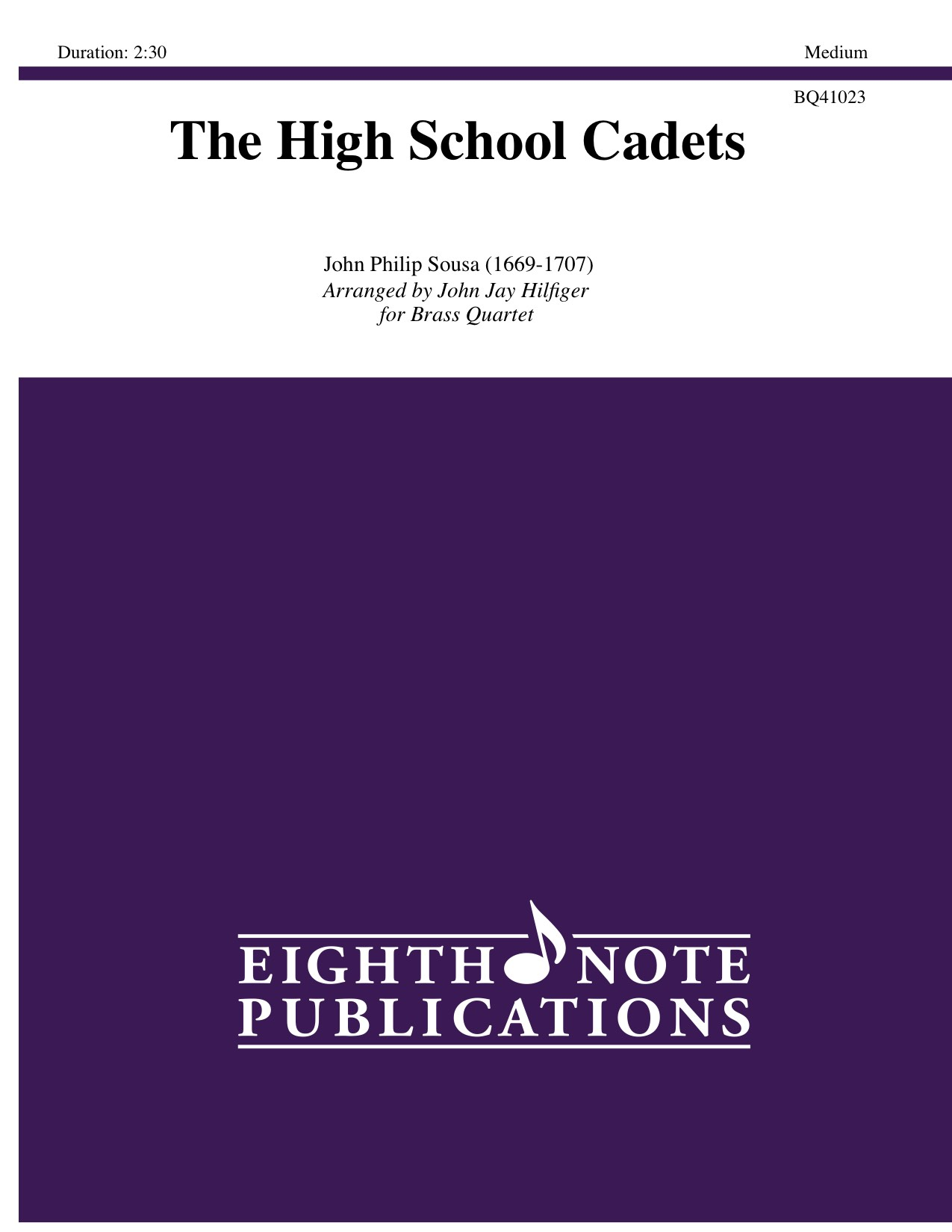 Eighth Note Publications