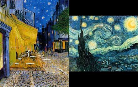 UN par de Van Gogh's que NO veras en Ámsterdam.