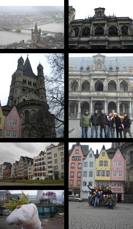 Colonia, en general.