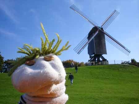 Mi mejor foto Dutch... en Brujas.