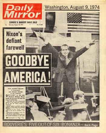 "La que le lió ""Garganta Profunda"" a Nixon."