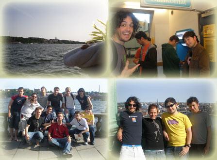 Nuestro último viaje Erasmus