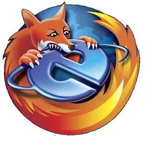 Firefox le come mercado a IE, y eso es bueno. Para Billy no, claro.