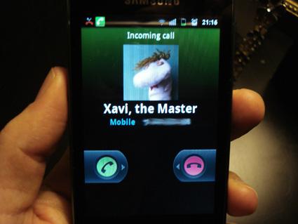 xavi-llama