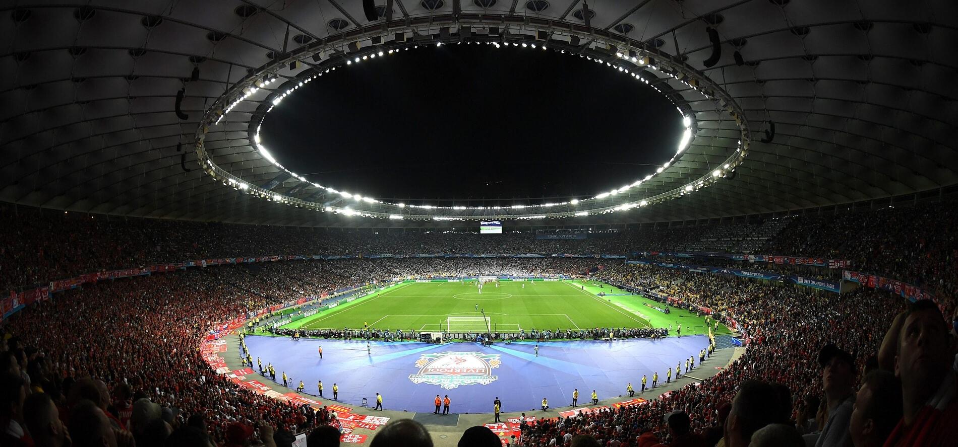 Facebook transmitirá los partidos de la UEFA