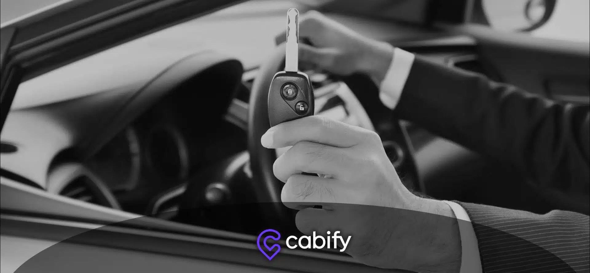 Cabify - Alquiler de autos