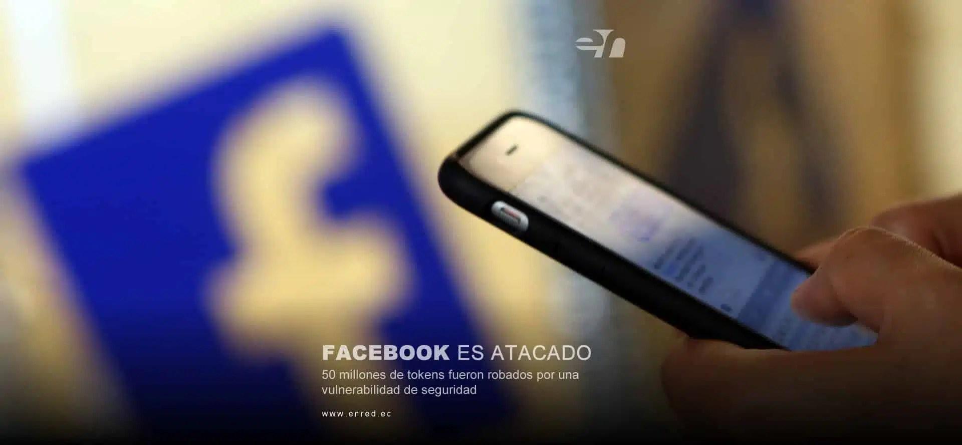 Facebook es atacado