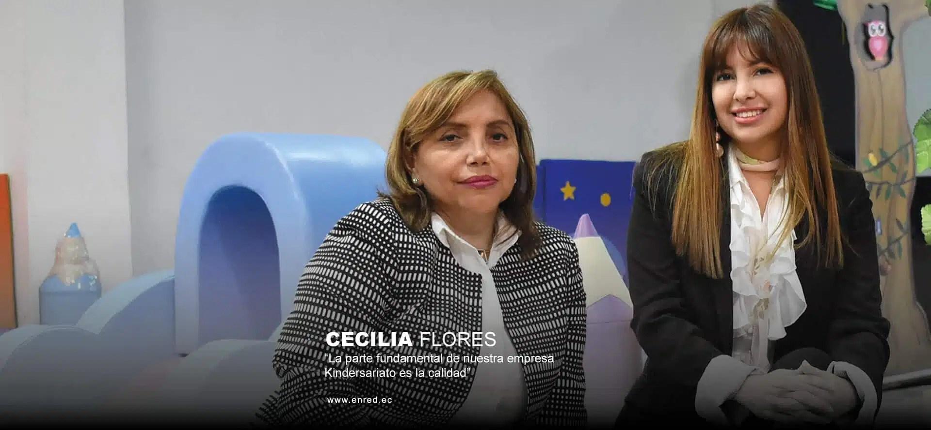 Cecilia Flores - Kindersariato