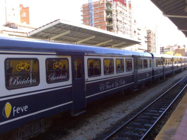 Tren expreso la robla