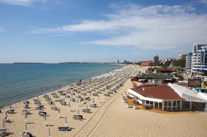 Hotel Europa Sunny Beach Bulgarien Suden