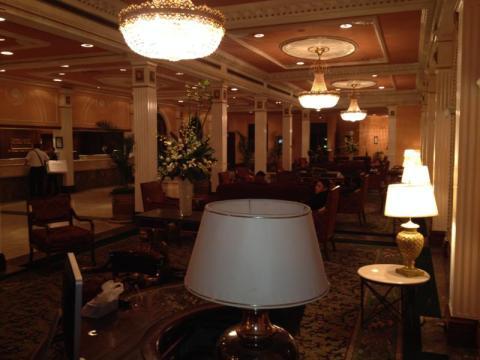 Hotel Concorde El Salam Egipto. Foto martínez enredando.info