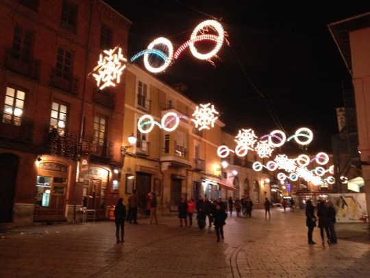 navidad luces 2