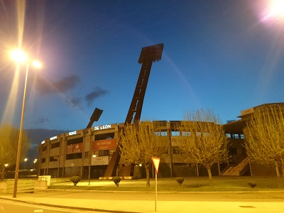 Estadio Reino de León