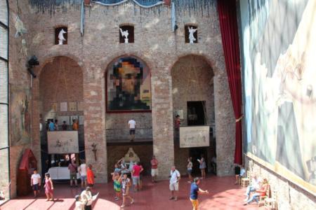 teatro museo dalí