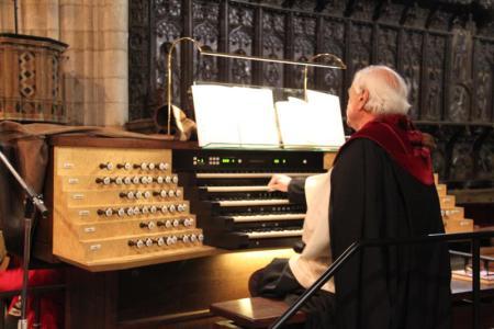 catedral de león organo