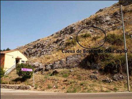 bernardo del carpioFotografía: Fundación Santa María La Real del Patrimonio Historico. César del Valle.