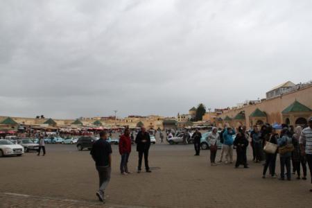 """La Plaza del """"El- Hédim"""""""